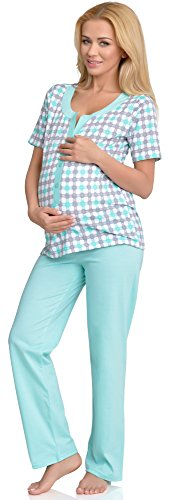 Be Mammy Stillpyjama Edith Mint