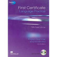 First Certificate Language Practice: Student Book Pack Without Key