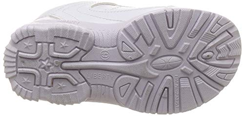 Force 10 (from Liberty) Boys White Formal Shoes - 8 Kids UK/India (26 EU) (81510251102)