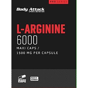 L-Arginin 6000
