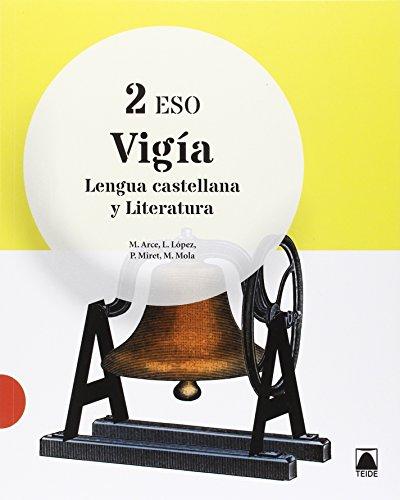 Vigía lengua castellana y literatura 2 eso