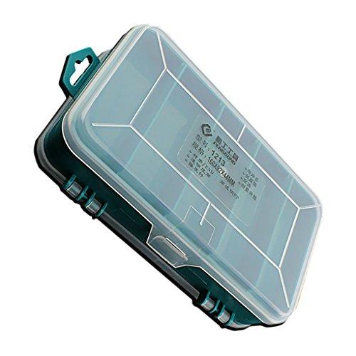 Sharplace Portable Plastique Boîte de Rangement...