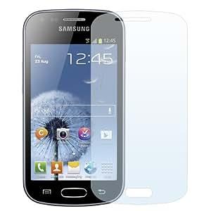 PrimaCase - Set de 3 - Film de Protection d'écran / écran protecteur pour Samsung Galaxy Trend S7560