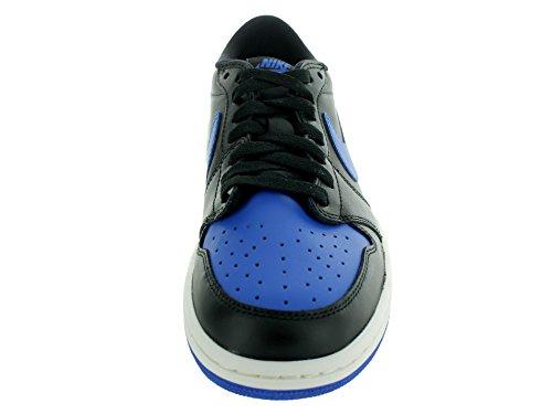 the best attitude 2dcc1 072ce Nike Herren Air Jordan 1 Retro Low Og Turnschuhe, Talla Blau   Schwarz ( Schwarz ...