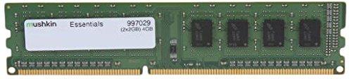 Mushkin DIMM 4GB DDR3 Essentials 4GB DDR3 1600MHz memory module - memory modules (DDR3, 240-pin DIM