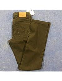 CONTE OF FLORENCE 058330 03376 Pantalone Donna 5 Tasche Nero TG.46 622d53c1e58