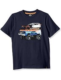 Animal Boy's Surfari Short Sleeve T - Shirts