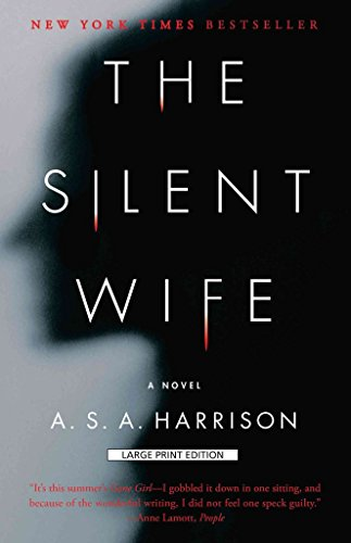 Portada del libro [(The Silent Wife)] [By (author) A S a Harrison] published on (January, 2014)