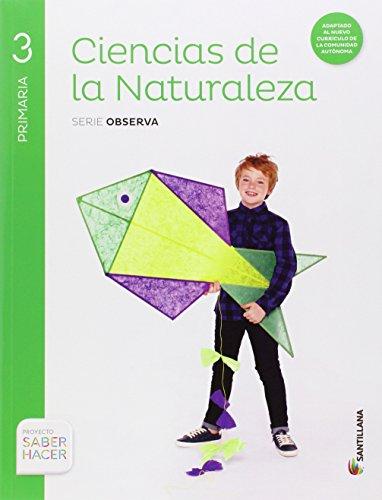 CIENCIAS NATURALES 3 PRIMARIA MEC - 9788468020860