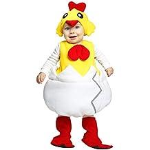 My Other Me - Disfraz de pollito unisex, 3-4 años (Viving Costumes 204206)