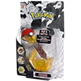 Pokemon - Poké ball con dado automatico (b & w) (producto Bandai)