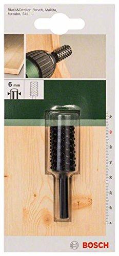 Bosch DIY Holzraspel zylindrisch (Ø 15 mm)