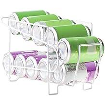 Refrigerador Organizador para Herramientas de Cocina Hogar Cocina Rack de almacenamiento Rack de doble capa Escritorio