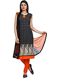 06aba90a2c Amazon.in: Sleeveless - Salwar Suits / Ethnic Wear: Clothing ...