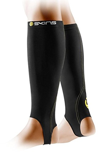 A400 Calf Tights with Stirrups - Adult