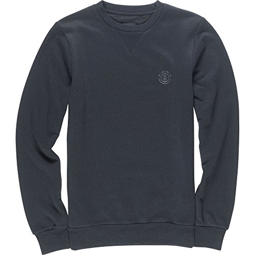 Element Cornell Crew Neck DWR Black