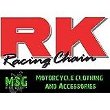 RK 428 CADENA DE MOTO MOTOCICLETA [2400 UNIONES]# nuevo - 118 Enlaces