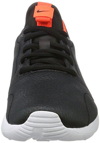 Nike 844898, Sneakers Basses Femme Multicolore (Negro / Plata)