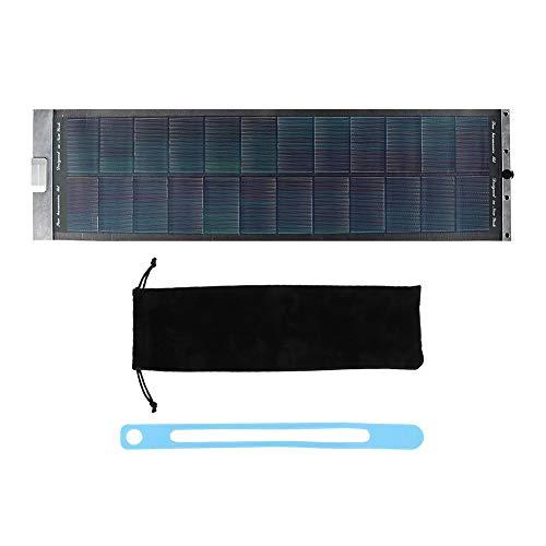 NOTA IMPORTANTE:   Este cargador solar solo carga su dispositivo cuando se expone a la luz solar, no tiene batería interna.Solo toma energía solar pura y la convierte en una corriente para que pueda cargar su teléfono sin una fuente de alimentación....