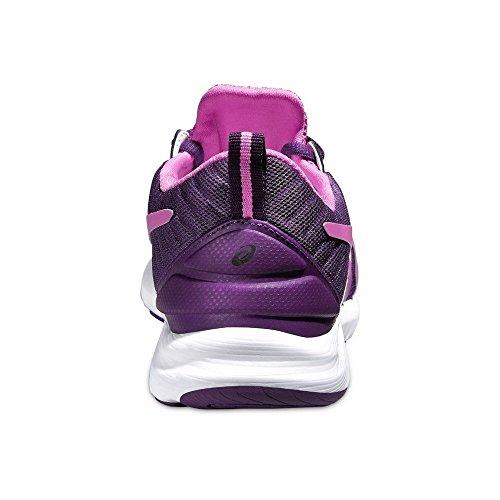 Asics Supersen Violett/Pink/Weiß