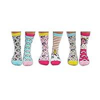 United Oddsocks - Womens Socks - Be a Unicorn, Assorted, 4/8 UK