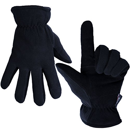 winter-gloves-ozero-20f-cold-proof-thermal-glove-genuine-deerskin-suede-leather-palm-and-polar-fleec