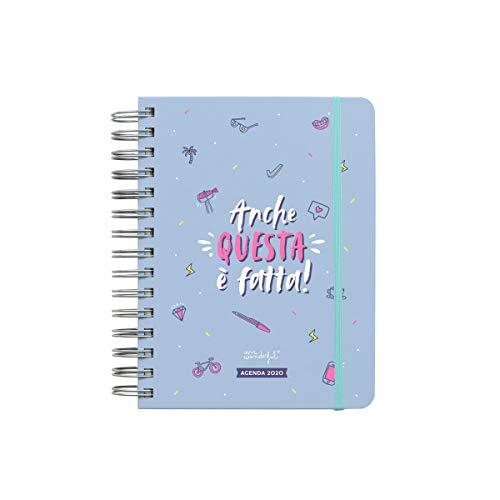 Agenda sketch 2020 Giornaliera - Anche questa è.