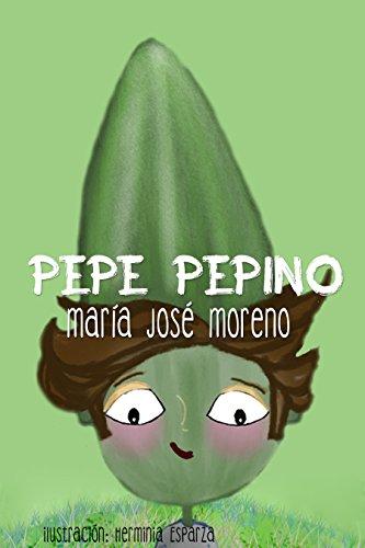 Pepe Pepino por María José Moreno