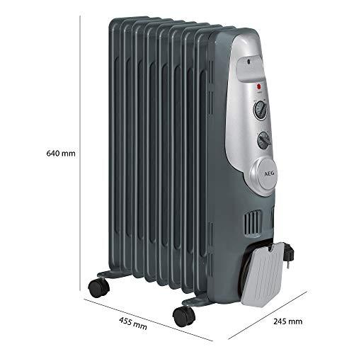 ETV RA 5521 Ölradiator / 2000 Watt - 5