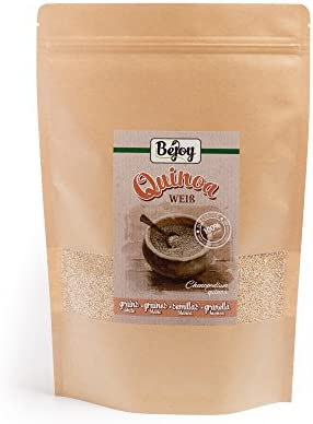 Biojoy Semillas de Quinoa Blanca Chenopodium quinoa ( 1 kg )