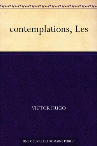 contemplations, Les