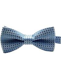 Elégant Enfants Baby Boy / Girl Bow Tie Vêtements Accessoire Bleu