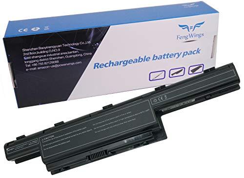 FengWings 11.1V 4400mAh AS10D31 Laptop Akku Kompatibel mit Acer Aspire 4551G / 4771G / 5741G ; Gateway NV53A / NV49C / NV59C ; P-B EasyNote LM86 / TM86 / TM87 (A+ zellens)