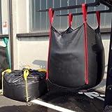 Sacconi big bag filtranti per fanghi geobag 100x100x120 5pz (100x100x120) c1ad3f7327088
