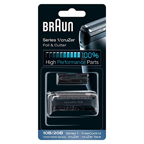 Braun 10B Pack Recambio Afeitadora Eléctrica Hombre