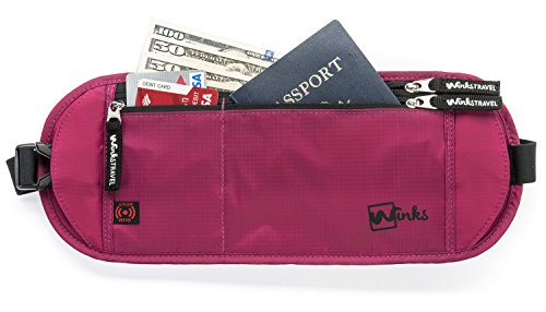 winks-hidden-money-belt-rfid-blocking-passport-holder-for-women-max-durability