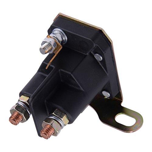 cadb2f58 Commutateur de solénoïde de relais de démarreur adapté pour Polaris  Sportsman 335 400 500 3087196