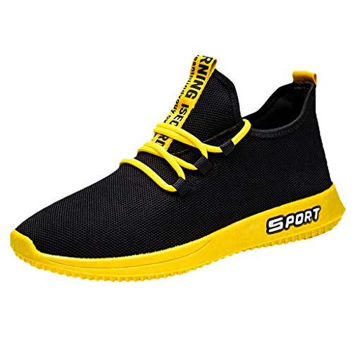 Oyedens Scarpe Sportive Scarpe da comode Sneaker da Corsa Traspirante Scarpe da Fitness Scarpe da Corsa Leggere 2019