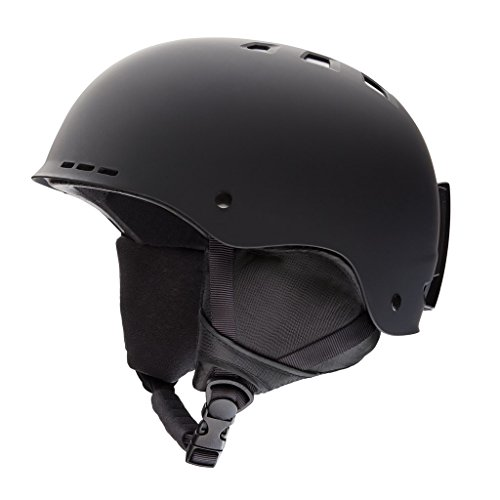 Smith Herren Helm Holt, Matte Black, M, E00681ZE9-5559