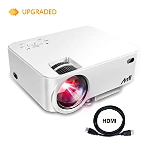 Artlii-Videoprojecteur-Portable-Retroprojecteur-2000-lumens-LED-HD-1080p-Projecteurs-pour-Jeu-Video-Photos-Films-Blanc
