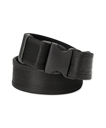 Alexandra stc-laa2-l Utility Gürtel, Uni, 100% Polyester, Größe: groß, schwarz