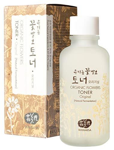 ers Toner Original - Korean Skin Care für Feuchtigkeit und Frische Klare Haut - Koreanische Kosmetik Geischtstonikum Sanft Fermentiert - 120ml ()