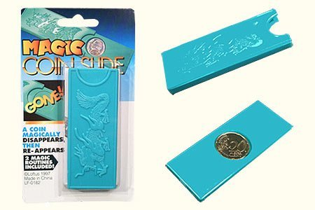 Coin Slide (Coin Slide Magic Trick by Loftus International)