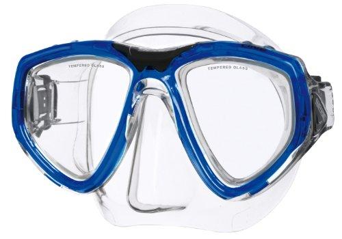 Seac Maske ONE S/KL Tauchmaske, blau, Size