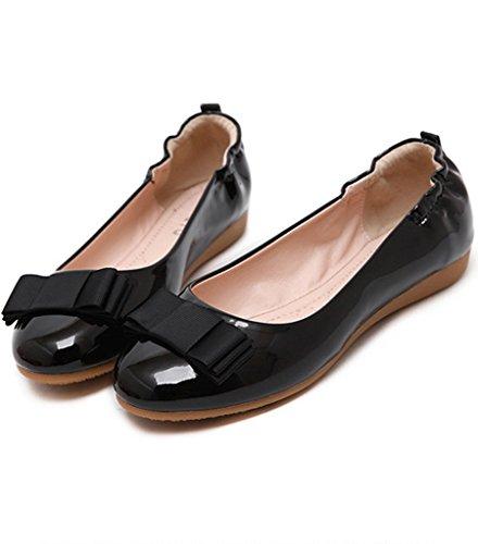 Elegante Minetom Schuhe Bequeme Damen Mit Omelett SUzpVM
