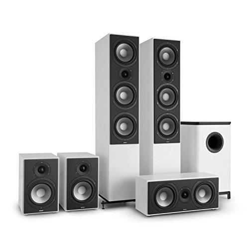 NUMAN Reference 851 Surround Sound System 5.1 (Home Cinema, Altavoz de pie,...