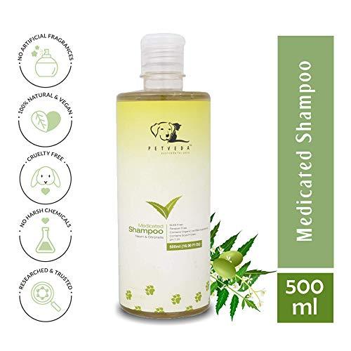 Natural Tick & Flea Shampoo