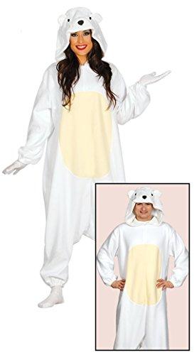 Zebra 2 Kostüm Mann - Fiestas Guirca Costume Orso polare costplay tutona