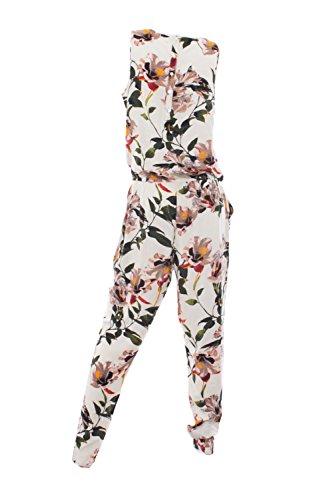 ONLY - Femme suit pantalon nova jumpsuit 15134092 Beige