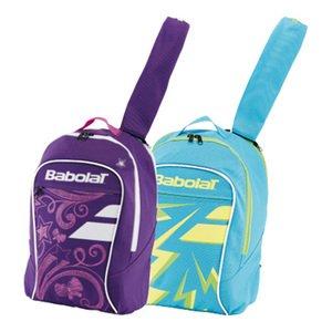 Babolat Unisex Backpack Junior Club Rucksack Blau